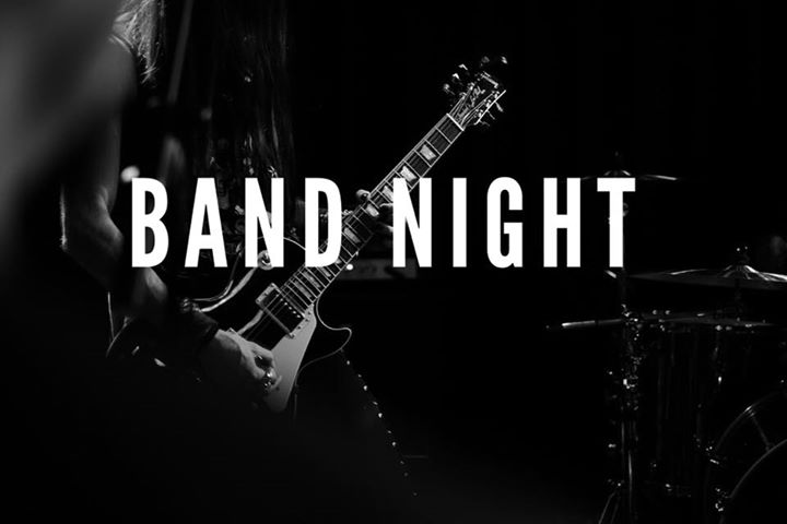 21 maart 2020: Band Night